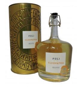 Grappa Moscato Oro- Cleopatra- Poli