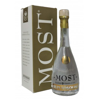 DISTILLATO D'UVA- MOST- BEPI TOSOLINI