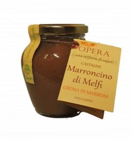 """Marroncino di Melfi """"CREMA DI MARRONI"""" Opera"""