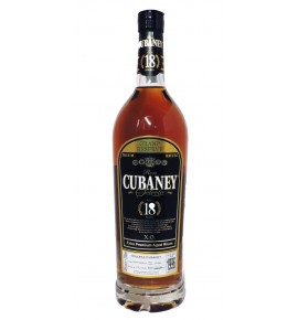 "Rum Grand Reserva ""CUBANEY"" XO 18 anni"