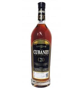 "Rum Grand Reserva ""CUBANEY"" XO 21 anni"