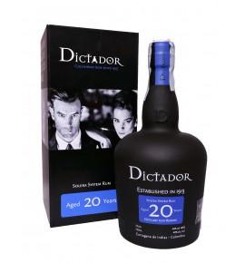 """Rum """"DICTADOR"""" 20 anni"""