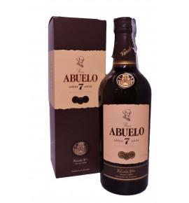 """Rum """"ABUELO"""" 7 anni"""