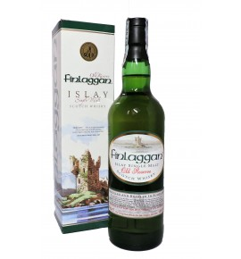 """Whisky Islay Single Malt Scotch """"FINLAGGAN"""""""