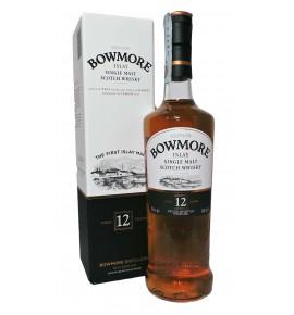 "Whisky Islay Single Malt ""BOWMORE"" 12 Anni"