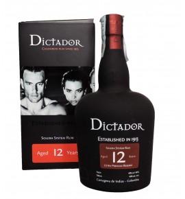 """Rum """"DICTADOR"""" 12 anni"""