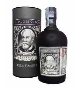 """Rum """"DIPLOMATICO"""" 12 anni"""