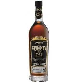 "Rum Grand Reserva ""CUBANEY"" XO 25 anni"