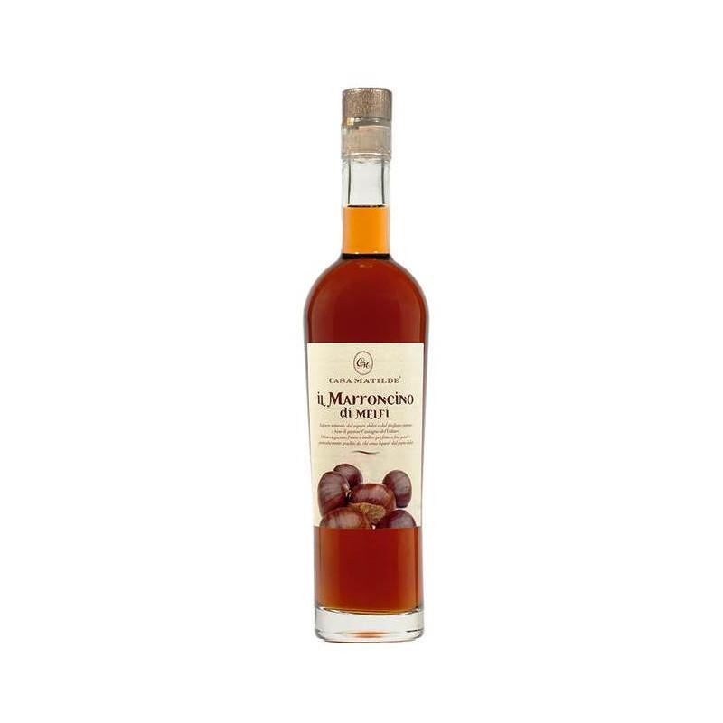 liquore marroncino di Melfi
